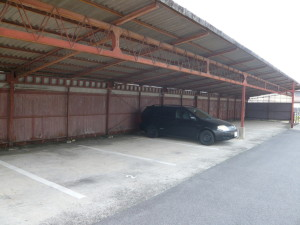 大垣不動産 駐車場物件 貸駐車場 大垣市船町4丁目9-1(船町駐車場)